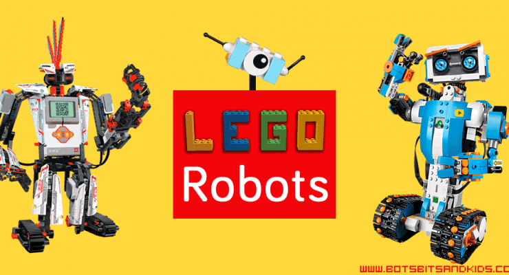 Top 20 Lego Robot Kits (for learn coding & robotics or just fun)