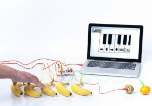 Makey Makey | An Invention Kit for Everyone | Be creative and programm | STEAM toys for kids