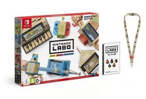 Nintendo Labo | Make, Play and Discover | STEAM toys