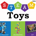 What are STEAM Toys?