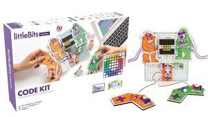 Code Kit by Littlebits - Kits for kids - Learn coding and electronics