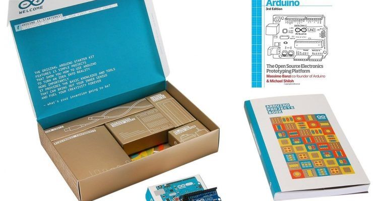 Arduino UNO Buying Guide: Best Arduino Starter Kits (Official and Clones)
