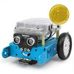 mBot is a robot car kit based on Arduino UNO - Best STEAM toy for kids