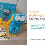 Review: Robotical's Marty the Robot Coding STEAM Walking Robot